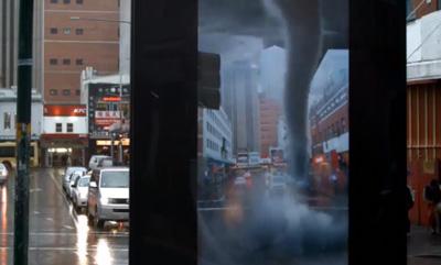 Sydney Street Prank - Eye Of A Tornado