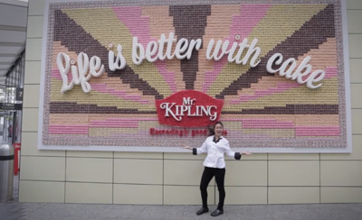 Mr Kipling | Life is better with cake