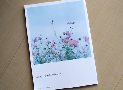 たねやとクラブハリエによる無料冊子「La Collina(ラ・コリーナ)」2014 vol.4