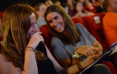 #MonMeilleurSouvenir : l'expérience interactive au Cinéma
