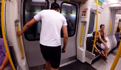 Race The Tube - Sprint