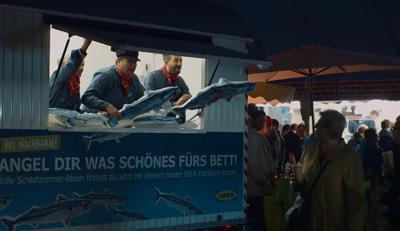 IKEA LISEL Fischmarkt Film