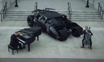 Batman Evolution - ThePianoGuys