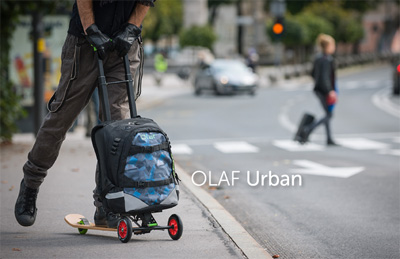 OLAF scooters