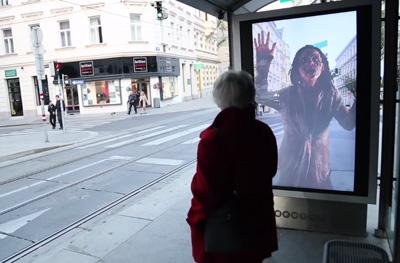 Zombie-Attacke auf Bim-Station