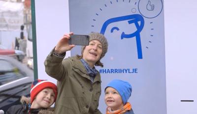 Silja Line – Moikkaa Harri Hyljettä ja ylläty!