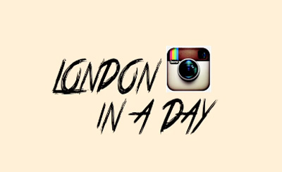 London in a day