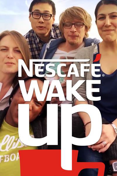 NESCAFÉ WakeUp