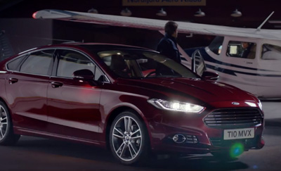 Night Flight - The All-New Ford Mondeo