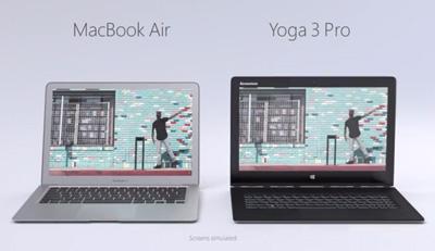 Yoga 3 Pro – Let's Dance