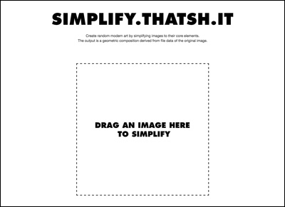 SIMPLIFY.THATSH.IT
