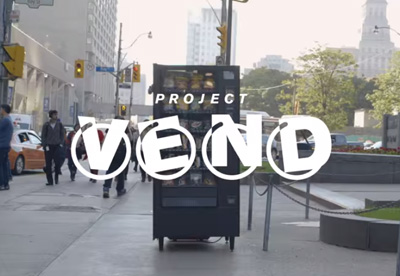 TAXI - Project Vend