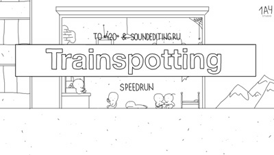 Speedrun: Trainspotting in 60 seconds