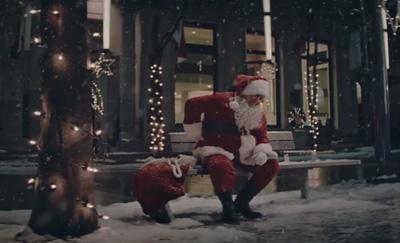 Aleve Santa's Helper