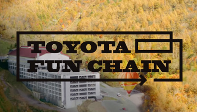 TOYOTA FUN CHAIN