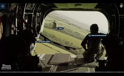 RAF - Operation X
