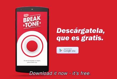 Break Tone