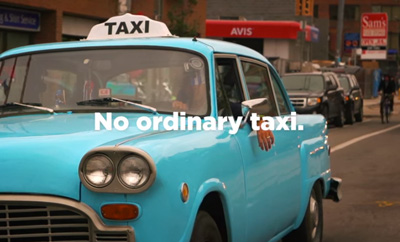 Transat Holidays – Cuban Taxi Surprise