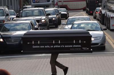SAAQ - Coffin