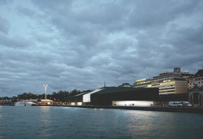 Guggenheim Helsinki Design Competition