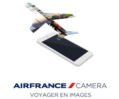 Air France Camera