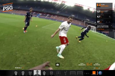 Dans La Peau Du PSG   Or... パリ・サンジェルマンFCの選手たち目線で