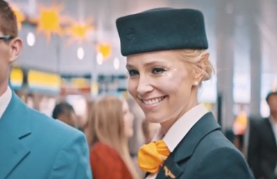 Munich Airport & Lufthansa handling this year's Xmas for you!