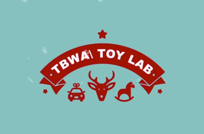 TBWA\Toy Lab Turns Drawings Into Toys