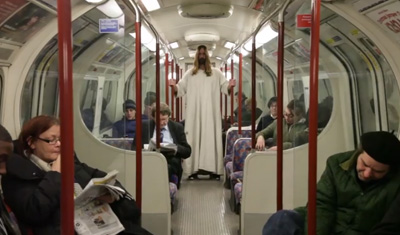 Jesus Comes to London