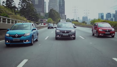 Renault Test Drive Sandero 99 Taxis