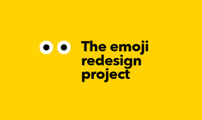 The emoji redesign project