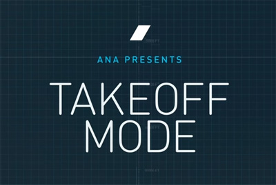 ANA Takeoff Mode