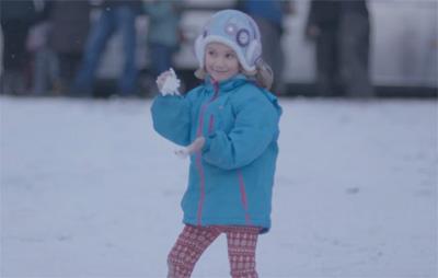 #Hibernot Snow Day at Alexandra Palace