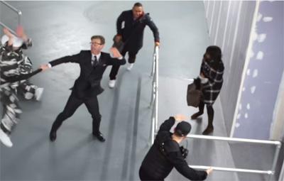 Kingsman: The Secret Service Cinema Prank