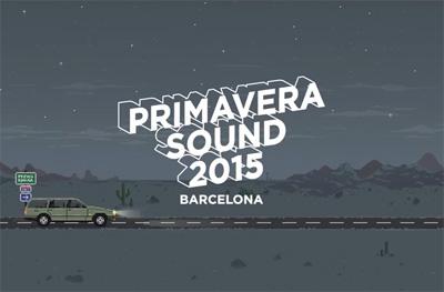 Primavera Sound Line App