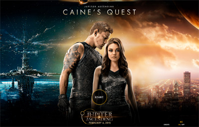 Jupiter Ascending: Caine's Quest