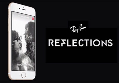 Reflections x Ray-Ban