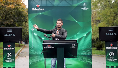 Heineken | The Last Tickets