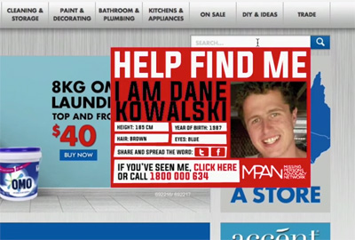 Help Find Me - MPAN