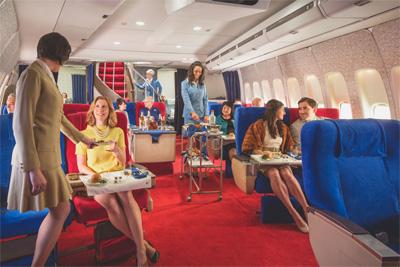 Pan Am Flies Again
