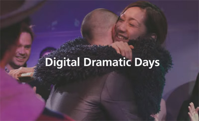 LaVie Digital Dramatic Days 「プロポーズ篇」