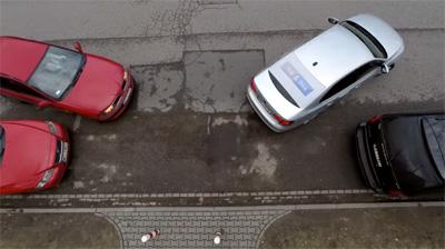 Park & Drive (life hack by Volkswagen)