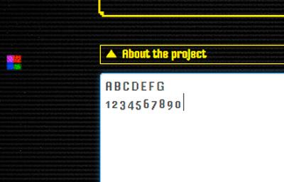 Mutant Font - FonteMutante
