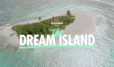 Heineken The Dream Island