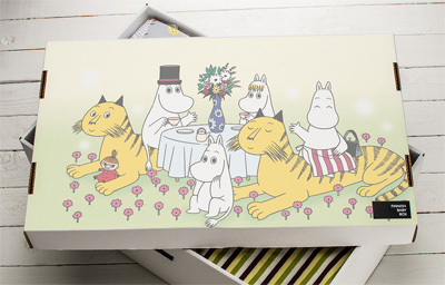 MOOMIN EDITION FINNISH BABY BOX
