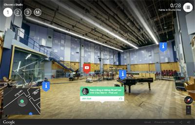 Inside Abbey Road - Google