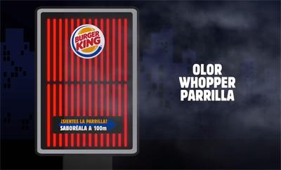 Burger King - Marquesina Parrilla