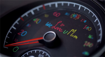 Volkswagen - Reduce Speed Dial