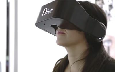 Dior Eyes - Virtual Reality