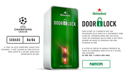 Heineken | The Door Lock
